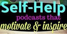 Self Improvement Podcasts & Ideas / Pins about how to live a better life, how to be a better person & more. Includes pins about self-help books and self improvement podcasts, as well as motivational podcasts and other podcast recommendations.