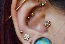 Earrings/Piercings