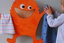 Kids| Monster Decor