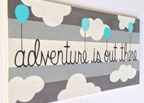 Kids| Wooden Signs