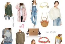 Instinctively en Vogue Fashion Wishlist / All of these fashion items are on the top of my wishlist! This board contains affiliate links. See www.instinctivelyenvogue.com for more details