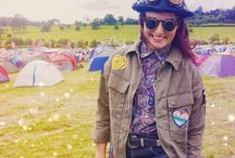 Festival feelin' / Festival fashion & attire UK