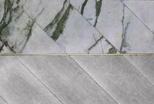 Magical Marble / The magic of marble is a massive trend and is being used to decorate our bathrooms, kitchens and more.