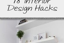 Home Hacks / Elevate your home's decor with some fun and borderline genius home hacks and DIY solutions