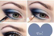 Make up / How to look gorgeous - make up