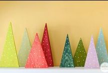 Christmas / Christmas and winter crafts, decorating, wrapping, gifts, decor