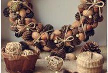 Fall - Seasonal, Halloween, Thanksgiving / Thanksgiving, Halloween, fall seasonal crafts, recipes, products, ideas.