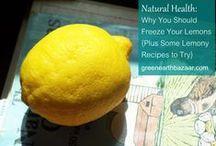 Health & Fitness  / by Green Earth Bazaar