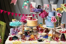 tablescapes and party ideas / by Jennifer Thomassian