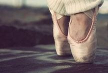 To The Pointe / by Courtney Kabbes