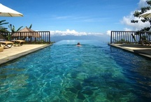 Pools / Stunning swimming pools from around the world. Infinity pools, natural pools and sea view pools. / by Garden Design