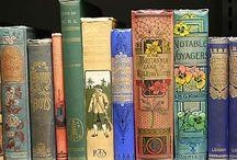 Books. / by Lauren Stahler