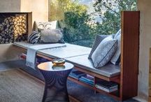 Nooks & Corners / Get ready to get cozy with these snuggly modern nooks in beautiful modern homes. / by 2Modern