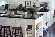 kitchens / by Kimberly Miller