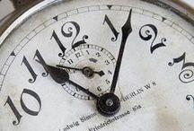 clocks / by Kimberly Miller