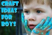 crafts for kids / by Bbjo -Loving Life