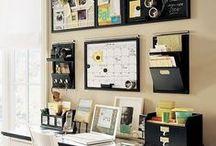 Ideas to organise