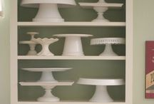 cakestands  / by Kimberly Miller