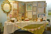 Craft and Art Fair Booths / Designing a craft or art fair booth