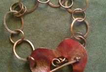 Crafty Lady-JEWELRY / Please check out Crafty Lady-LEATHER for more jewelry ideas. / by Stacie Martin