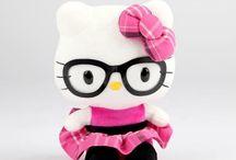Hello Kitty :) / by Tiffany Faber