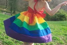 Over the Rainbow Tea Party / by Carol Leckrone Marks