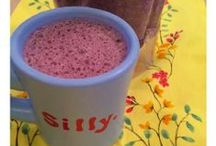 Smoothies, Juices, and Shakes / Smoothie, juice and shake recipes / by Organic Runner Mom