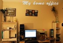 Organizing Challenge #1 - Office/Desk Area