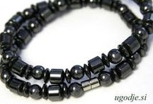 Therapeutic, Magnetic, and Aromatherapy Jewelry / Jewelry that heals.