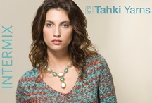 Pattern Collection: Intermix / The new Spring/Summer 2013 knitting pattern collection from Tahki Yarns—open any picture once, then once again to zoom in on these hi-res images and see all the finer details of the knitting... no more squinting at blurry online images!