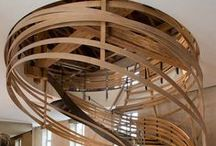 Contemporary Staircase Designs / Statement stairs / by 2Modern