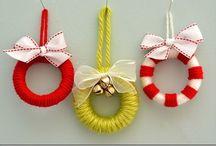 O How I love wreaths!