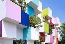 Architecture: Living Color / by 2Modern