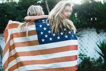 'MURICA  / by Courtney Kabbes