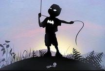 Batman / by Sarah Kellom