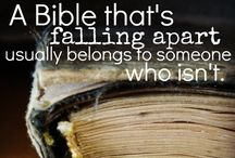 Bible study / by Tiffany Faber