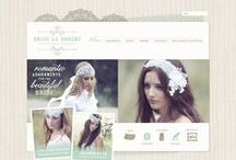 Website / Website Inspiration - pretty logos, icons, templates, etc.