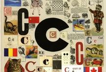 """Letter C / C as in """"car""""  / by Beth Kahler"""