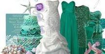 Disney: Little Mermaid / Ariel inspired fashion, food, and decor