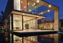 Night Modern / Modern design and architecture, after dark. / by 2Modern