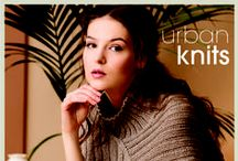 Urban Knits Fall 2016 Collection / Influenced by our hometown of Manhattan and the hottest runway collections, Stacy Charles Fine Yarns Urban Knits comprises 16 fashionable garments & accessories in new and continuing Stacy Charles Fine Yarns.