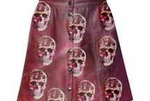 Skull Clothing, Bags and Shoes