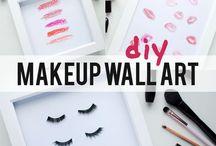 Makeup- nail art / Pour les girls❤️