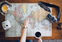 Le tour du monde entier.....