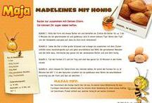 Dein Maja Kindergeburtstag / Hier findest Du lauter tolle, spaßige und hübsche Ideen rund um den perfekten Maja Kindergeburtstag! Feiere Deinen Geburtstag mit der Biene Maja und sag uns auf der Facebook-Seite von der Biene Maja was für tolle Spiele, Bastelideen, Dekoideen usw. uns noch alles fehlen! Dann nehmen wir es mit in die Sammlung auf!