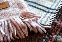 GRIS HOME - mantas y plaids-