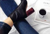 SHOES // / Pode ir embora, só calce um sapatos bonitos. Faz toda diferença.