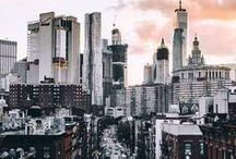 NY CITY // / Um amor chamado : New York City.