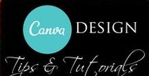 CANVA Design Tips and Tutorials / Tips and tutorials for Canva graphic design program. #canvadesign #canva #graphicdesign #designtutorial