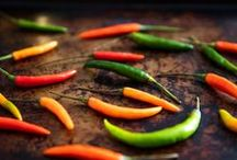 interesting chile articles / Great articles to learn more about chile peppers, spicy food, trends